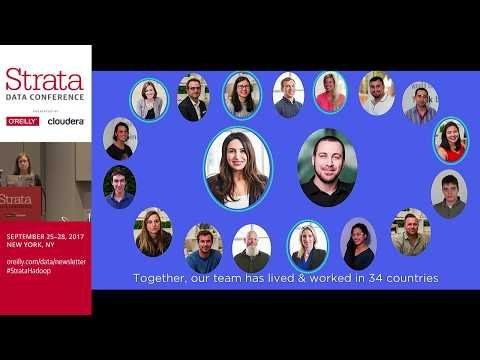 Strata NYC 2017 Machine learning with open source tools