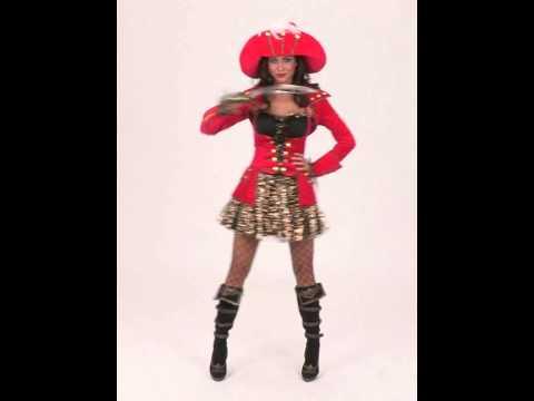 Women's Pirate Fancy Dress