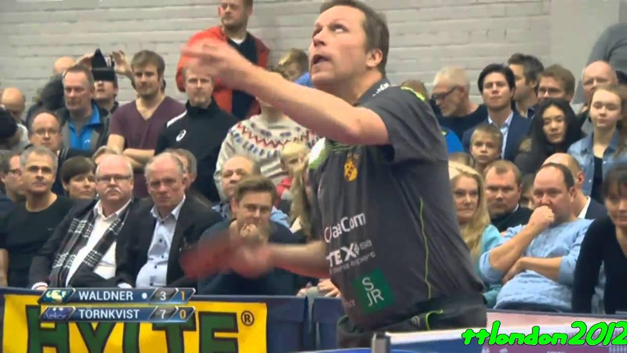 Jan Ove Waldner Vs Andreas Trnkvist Swedish League 2016 Jo 011a1a1ceilingfantt11jpg Last Match Of His Career Youtube