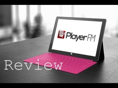 Best Podcast Player App : PlayerFM 3 5 |Review| |Specs|