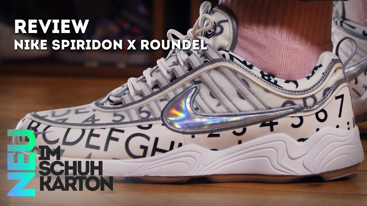 Nike Air Zoom Spiridon x Roundel