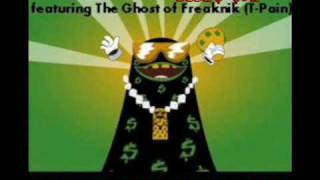 Lil Ray featuring The Ghost of Freaknik (T-Pain), BM and Young Gen - Ghetto Commandments (Remix)