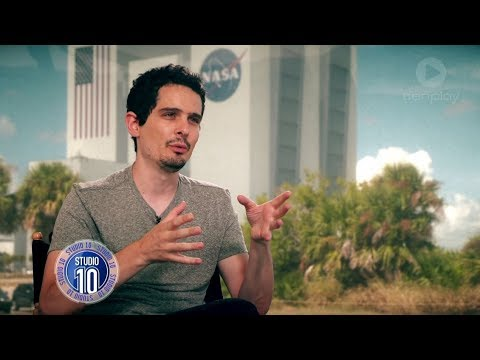 Interviews With First Man Stars, Director & Family Of Neil Armstrong | Studio 10