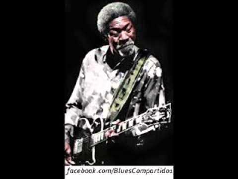Luther Allison - San Francisco Blues Festival,  Fort Mason. 1995