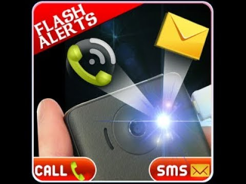 BEST FLASH ALERTS APP FOR ANDROID