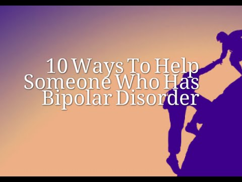 How to deal with dating someone who is bipolar