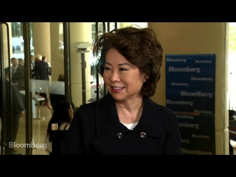 DOT Secretary Chao on Infrastructure, Autonomous Cars