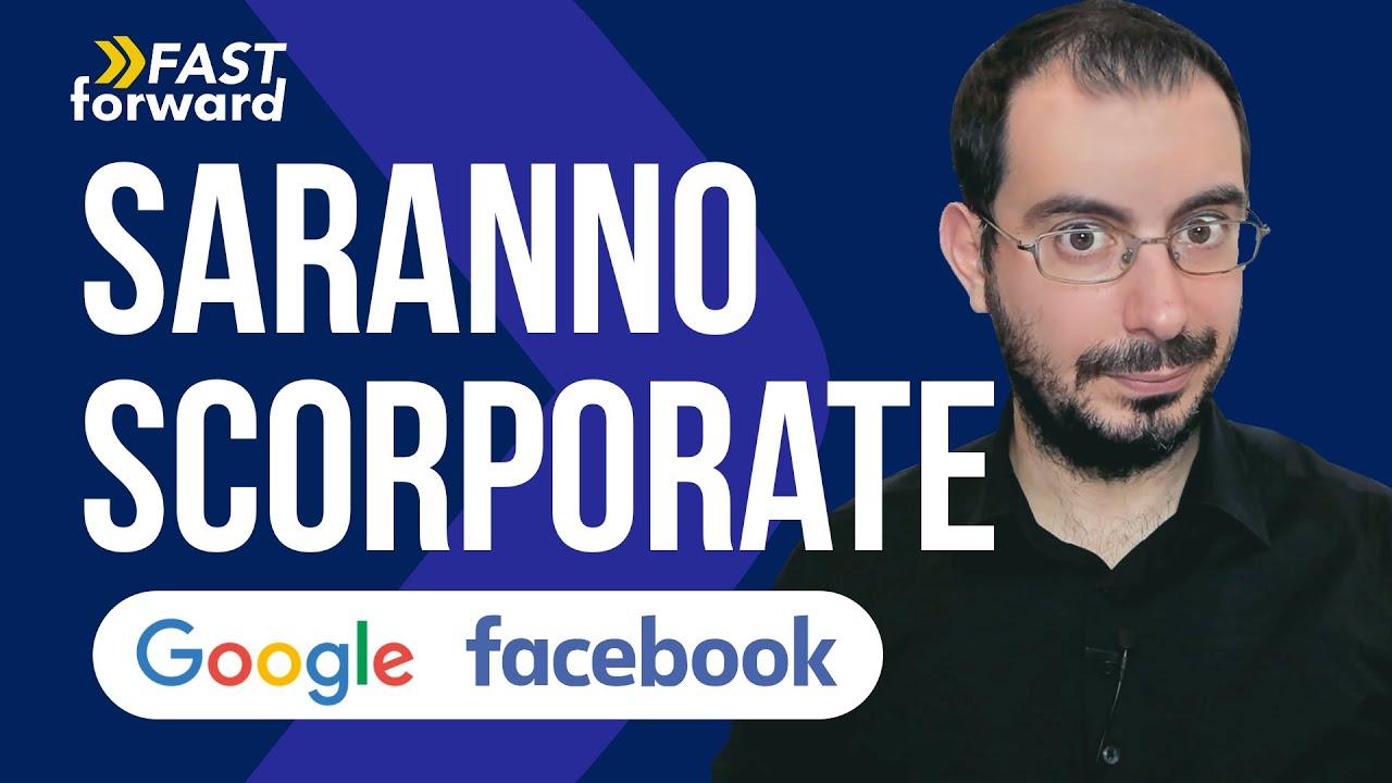 Google e Facebook saranno scorporate? Il Congresso Usa contro il Monopolio delle BigTech!