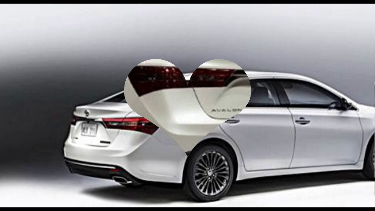 2018 Toyota Avalon New Limited