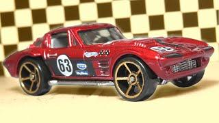 Hot Wheels Corvette Grand Sport (2010)