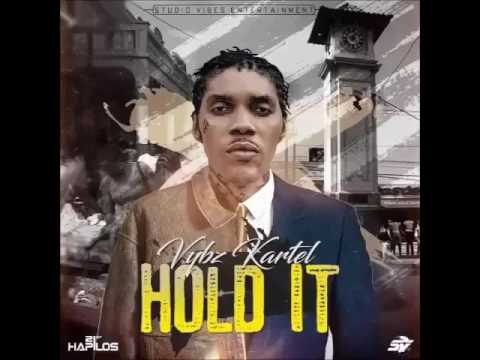Vybz Kartel - Hold It (Preview) (New 2017)