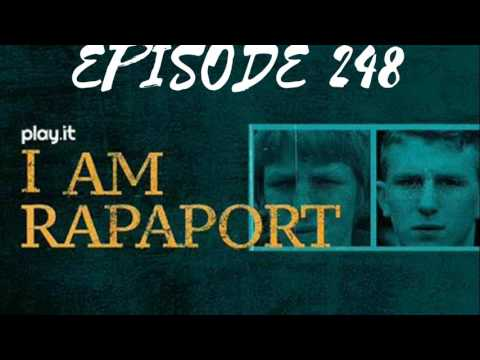 I Am Rapaport Stereo Podcast Episode 248 - Teflon Don / Pro Short Bus / Young Shooter