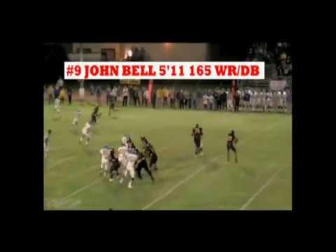John Bell #9 WR/DB Dominguez High School