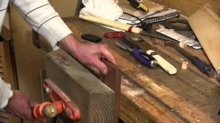 Jordswoodshop - Build A Dartboard Cabinet Pt 1 Of 2 (beginner Project)