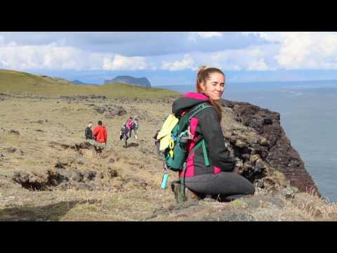 Geology in Iceland 2016