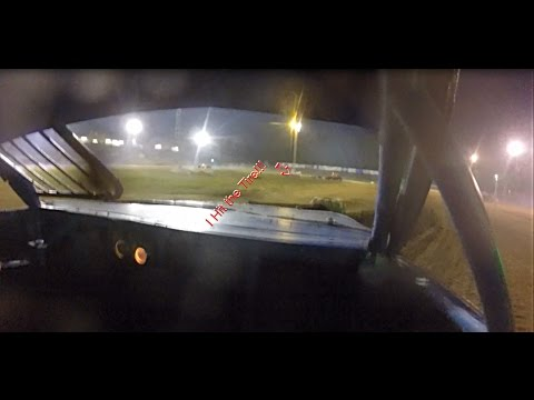Bomber Heat race Gopro Lincoln Park Speedway