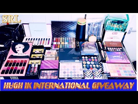 HUGE 1K INTERNATIONAL GIVEAWAY 6 WINNERS HAVE BEEN ANNOUNCED ON INSTAGRAM 21/11/20 *NOW CLOSED*