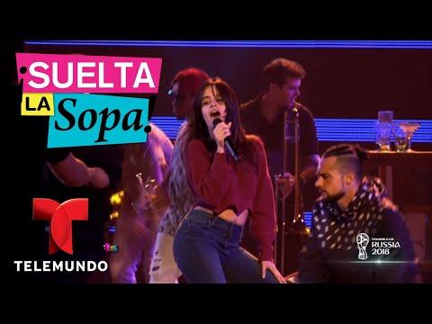 Camila Cabello quiere colaborar con Luis Miguel | Suelta La Sopa | Entretenimiento