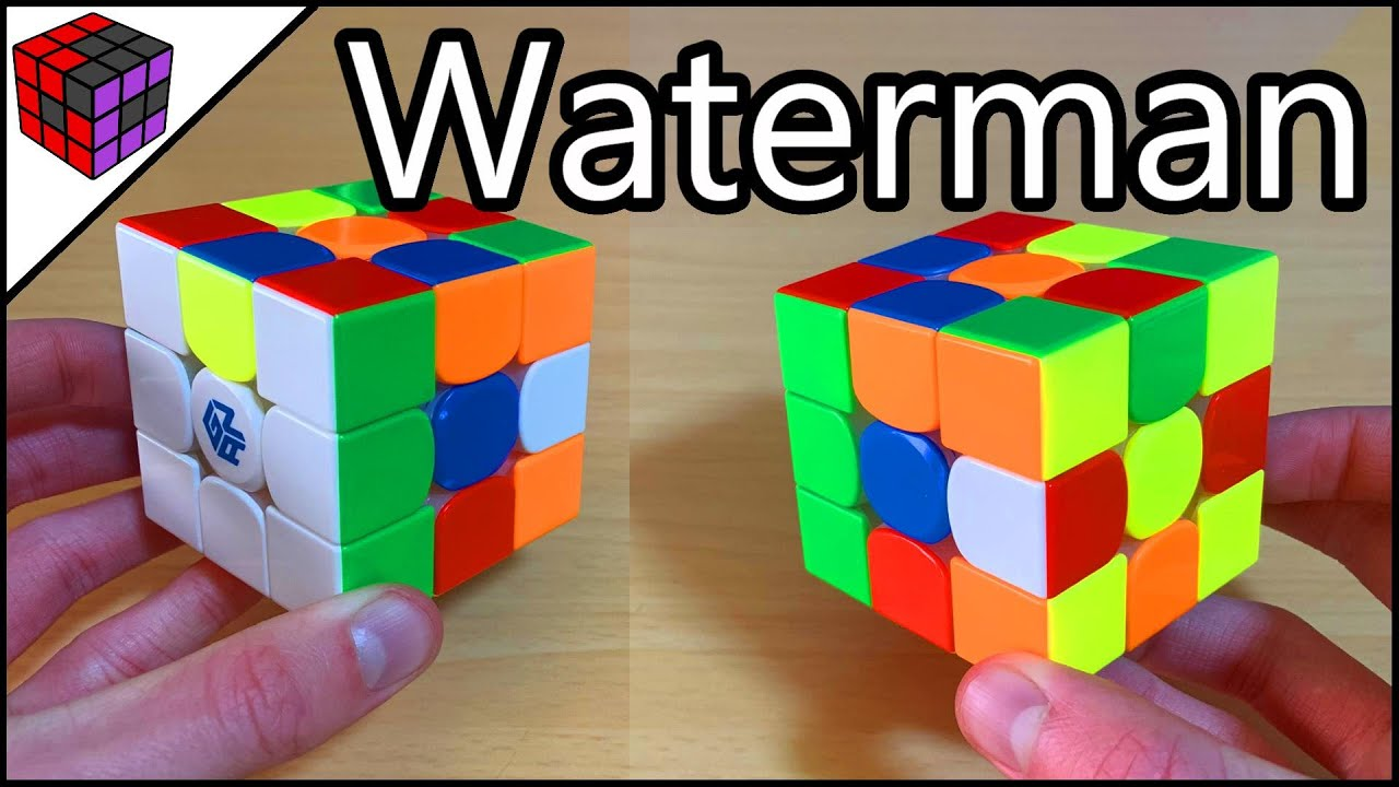 Download 3x3 Waterman Method Speedsolving Tutorial