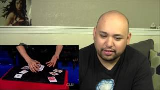 Magician REACTS To Shin Lim On Penn And Teller Fool Us