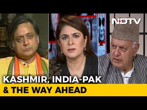The NDTV Dialogues: Kashmir, India-Pakistan And The Way Ahead