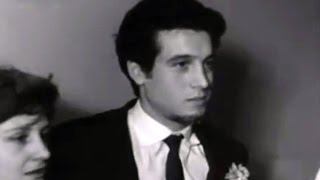 1960 Homenaje de actores españoles a Zarzo - Tony Leblanc, Alberto Closas, Adolfo Marsillach, Gila