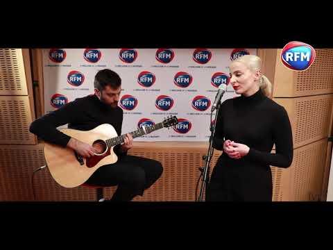 MADAME MONSIEUR - Des Heures Indoues (Etienne Daho cover) - Session acoustique RFM