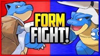 Blastoise vs Mega Blastoise | Pokémon Form Fight MP3