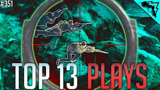 SNIPER'S DREAM - WARZONE TOP 13 PLAYS (WBCW 351)