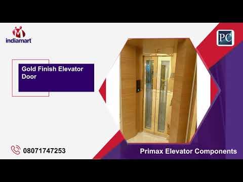 Elevator Components Manufacturer