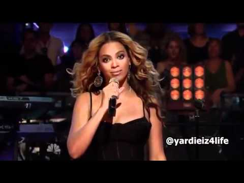 Beyoncé - Countdown Live At Jimmy Fallon 2011