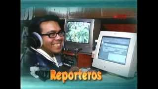REPORTEROS LA OREJA TELEVISA