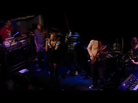 The Sunburst Band - Rough Times (Live @ The Jazz Cafe, London)