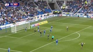 Brighton 1-2 Middlesbrough - Sky Bet Championship Season 2014-15