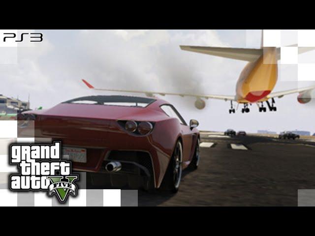 GTA V # 104 - Salvando o Filme (Problemas Legais) Grand Theft Auto 5