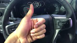 Chevrolet Silverado - How to Turn on Hazard Lights
