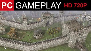 Stronghold 3 Gameplay (PC HD)