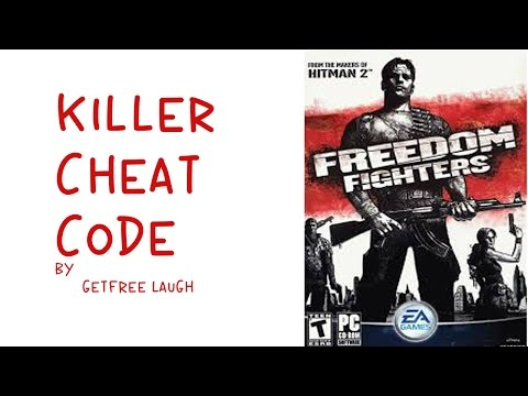 Best Cheat Code For Freedom Fighter