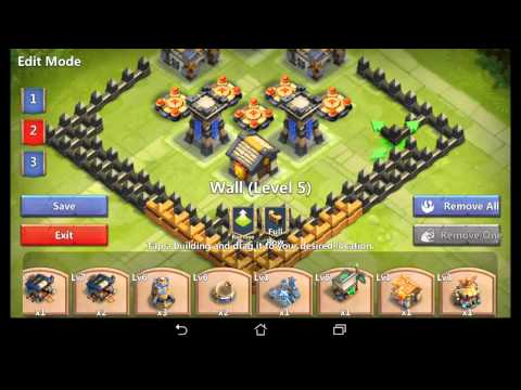 Castle Clash Town Hall 7 Best Defence