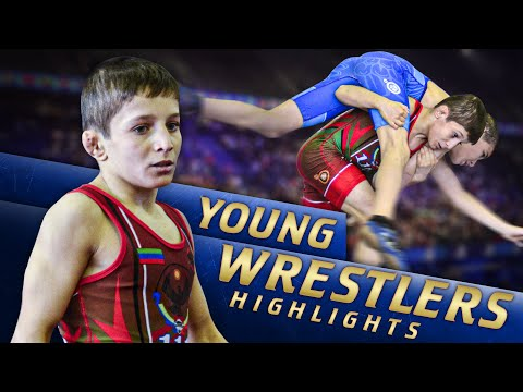 Young Wrestlers Highlights | WRESTLING