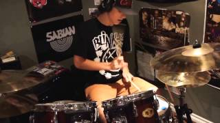 Three Days Grace - I Hate Everything About You drum cover (Antony Jomphe)