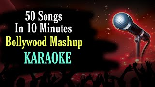 50 Songs In 10 Minutes Bollywood Mashup
