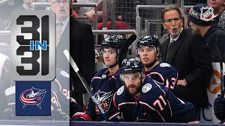 31 in 31: Columbus Blue Jackets 2020-21 Season Preview   Prediction   NHL