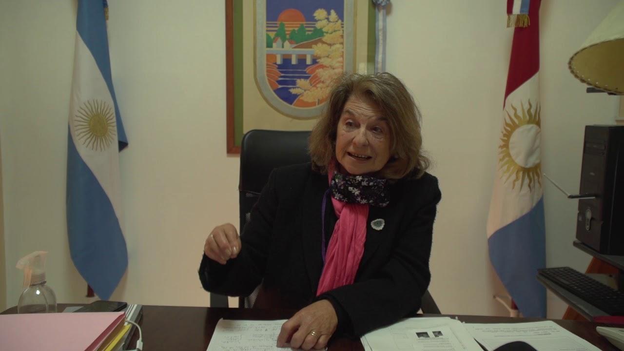 Habla la jefa comunal de Villa Los Aromos