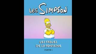 LES SIMPSON - HOMER - Les Fables de la Fontaine Partie 1
