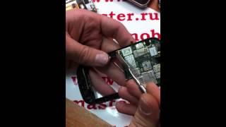 ремонт Nokia C7, замена стекла и дисплея. Часть 1