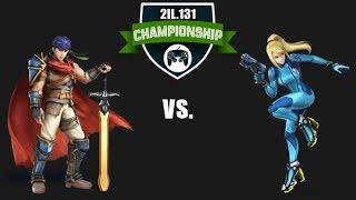 2IL131 Championship - Rambo (Ike) vs Biskore (Zero Suit Samus)