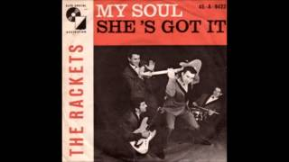 Jimmy & The Rackets  -  Ooh, My Soul  -  Elite Special 1964