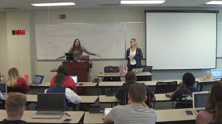 Classroom Recording - Torts I Assessment Review Session - Lisa Smith-Butler - 9-19-2019