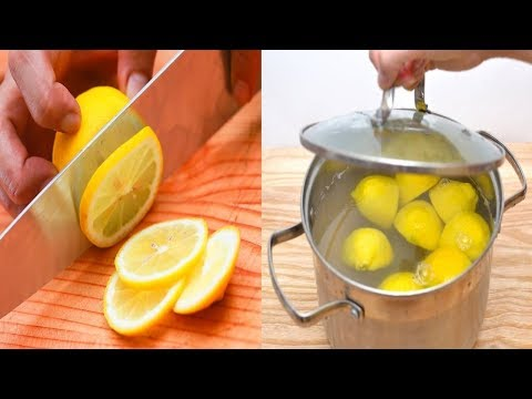 11 Surprising Things you can do with Lemons | Unexpected Health benefits and uses of lemon